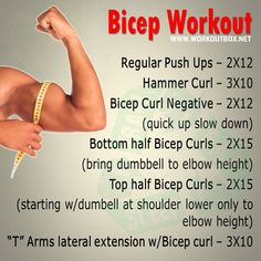 Biceps Workout - Best Training Fitness Exercise Arms Triceps Abs ... https://www.youtube.com/watch?v=r1DhbnFwYzk