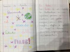 Quaderno+di+italiano+classe+2^+La+fiaba
