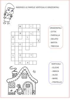 inserisciparole1_g Enigmistica per bambini e ragazzi