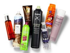 Best Hair: Pantene Pro-V Full & Strong Body Building Shampoo, $4; Dove Quench Absolute Intensive Restoration Mask, $5.99; Nexxus New York Salon Care Oil Infinite Nourishing Oil, $17.99; R+Co Death Valley Dry Shampoo, $29; Garnier Fructis Full & Plush Root Amp Root Lifting Spray Mousse, $4.29; Oscar Blandi Curve Curl Perfecting Crème, $25; Rusk Working Spray, $19; John Frieda Frizz Ease Miraculous Recovery Repairing Crème Serum, $9.99; and more!