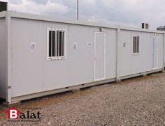 M s de 1000 im genes sobre construcci n de oficinas - Balat modulos prefabricados ...