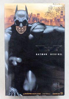 Batman Begins RAH Real Action Hero Figure Medicom Toy JAPAN MOVIE