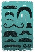 Every man with exquisite taste has a #mustache (like me). What's your favorite?