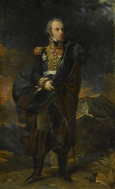 Gérard - Maximilien-Sébastien, comte Foy (1775-1825), vers 1826