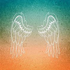 Flügel, Engel, Federn