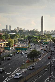 Av 23 de Maio - São Paulo