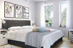 apró gyönyörűségek: Kicsi, de ötletes hálószobák - 25 barátságos kuckó