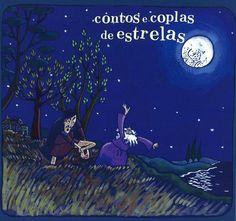"""""""CONTOS E COPLAS DE ESTRELAS"""": Coplas tradicionais galegas que fan referencia aos astros, as estrelas e o cosmos. Este último traballo inclúe un libreto coas letras das coplas e explicacións científicas sobre os temas das cancións."""