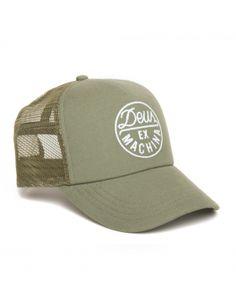 Deus Pet - Deus ex Machina trucker cap kopen Deus Ex Machina, Baseball Cap Outfit, Baseball Hats, Mens Hat Store, Cap Girl, Dad Caps, Hurley, Hats For Men