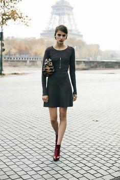 Sonia by Sonia Rykiel Pre-Fall 2015 | Via: Style.com #womensfashion #nattygal
