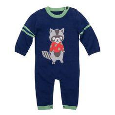 Jumpsuit - Raccoon