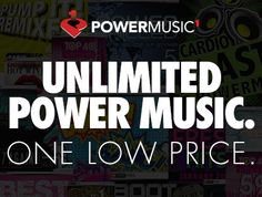 It's not just UNLIMITED music..it's YOUR unlimited music! #PowerMusic1 #PowerMusic