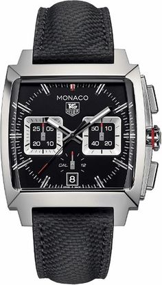 TAG Heuer Monaco CAL2113.FC6536 #menwatches
