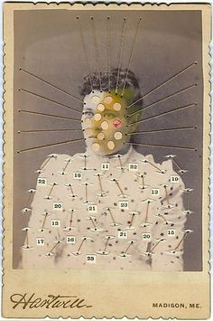 For Sale on - Woman with Numbers- Contemporary street art remake of old photograph mixed media, Mixed Media by Emerson Cooper. Offered by Muriel Guepin Gallery. Portrait Embroidery, Contemporary Embroidery, Photocollage, After Life, Digital Collage, Vintage Photographs, Emerson, Mixed Media Art, Altered Art
