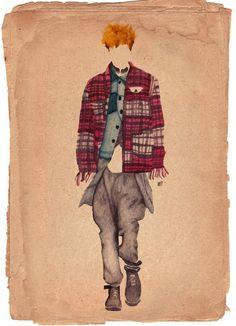 cool fashion illustration men-s-style
