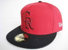9 Best Colorado Rockies hats - New era 59fifty MLB images  8d06f46e92e
