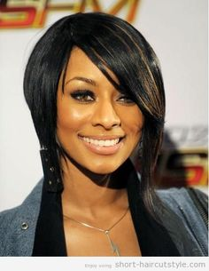 Black Weave Bob Hairstyles   Photo Gallery of the New Short Weave Hairstyles 2013
