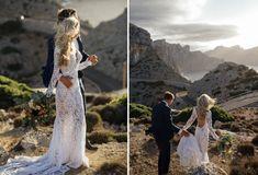 Bridal Dress, Dimitrius Dalia, Mallorca Wedding, After Wedding Shooting