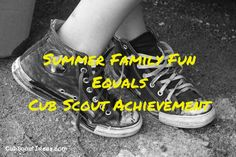 First in a series about earning Cub Scout credit for summer family fun activities, this article will tell you what your son can check off for a picnic.