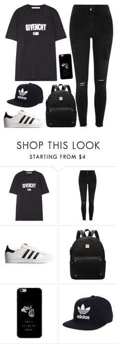Designer Clothes, Shoes & Bags for Women Adidas Originals, River Island, Givenchy, Black Jeans, Shoe Bag, Polyvore, Stuff To Buy, Outfits, Shopping