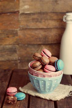 Kanela y Limón: Como hacer macarons franceses.