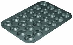 Chicago Metallic Non Stick 24 Cup Mini Muffin Pan *** Want to know more, click on the image.Note:It is affiliate link to Amazon.