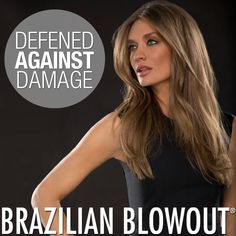 It may be cold outside, but with your hair can be hot all long! Brazilian Blowout, Hair Cuts, Hair Color, Stylists, Glamour, 12 Weeks, Strands, Hair Styles, Protein
