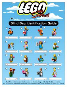 lego minifigures dot codes 2015 series 14 - Google Search