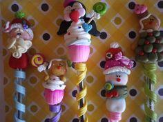 lapices decorados