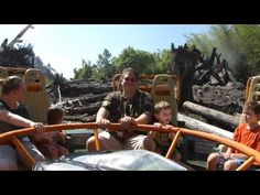Kali River Rapids in Disney's Animal Kingdom  Contact me to book today!   deb@mouseworldtravel.com  Video by: trentotoole