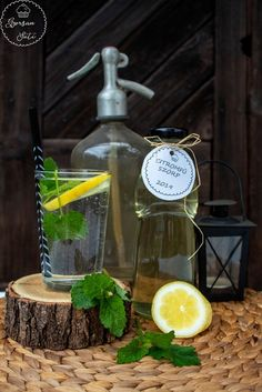 Yummy Drinks, Juice, Personal Care, Soap, Baking, Bottle, Recipes, Kitchen, Mint