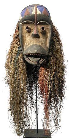 Loma Mask 1, Guinea