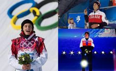 #Canada gets its 1st #Olympics2014 medal. Thanks to Mark #McMorris! We're very proud of you! #GoCanadaGo