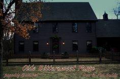 Old Bittersweet Farm. My perfect black farm home. :)
