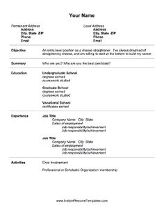 1000 images about shi on resume templates