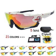 d77543a445b741 5 Lentille Hommes Cyclisme Lunettes De Soleil Lunettes 2018 JBR Polarisées  Vélo lunettes Racing UV400 TR90 Vélo En Plein Air Sport Cyclisme Lunettes
