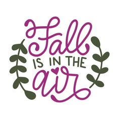 Silhouette Design Store - View Design #217038: fall is in the air