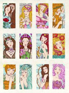 Zodiac ladies