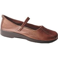 my brown shoes