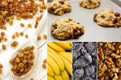 These healthy cookies will give you a big dose of fiber and satisfy your sweet tooth.