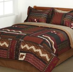 Comforters on pinterest lodges pillow shams and comforter sets - Bring your bedroom to life with great comforter sets ...