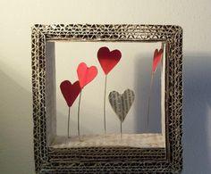 Cadre cœurs