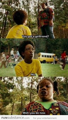 First Overly Attached Girlfriend. (Norbit) haha this movie. Get A Boyfriend, Get A Girlfriend, Bts Memes, Funny Memes, Funny Quotes, Movie Quotes, That's Hilarious, Jimin Jungkook, Seokjin