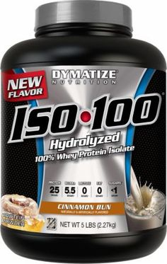Best Iso 100 Protein Powder Recipe on Pinterest