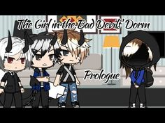 The Girl in the Bad Devils' Dorm Chainsmokers, Life Video, I Hope You, Cute Drawings, Dorm, Devil, Ships, Characters, Animation