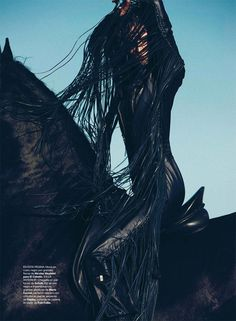 Anna de Rijk by Txema Yeste for Harper's Bazaar Spain June 2011