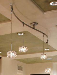 5 Light Antique Bronze Retro Pinhole Flexible Track Lighting Kit In 2018 Interior Design Pinterest And Flexi