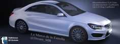 013 - #3D TAEVision #mechanical #design #MercedesBenz #CLA #parts #automotive #machinery #construction #mining