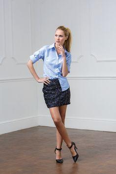 5pm Friday - KK361 Workwear Oxford Shirt