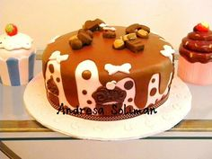Sweet & Sweeties Cake